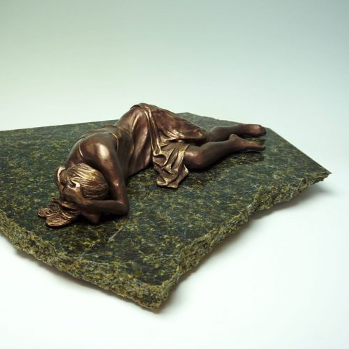 Phelps, Grieving Woman, 5