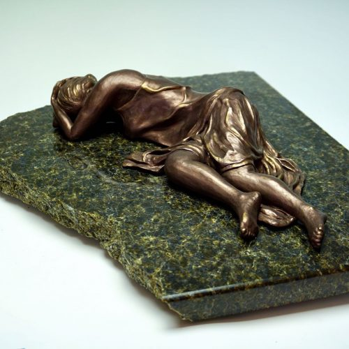 Phelps, Grieving Woman, 6